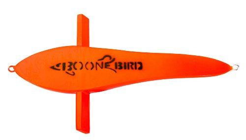 Boone Unrigged Bird Teaser, Orange, 12-Inch