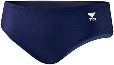 TYR Men's 4-Inch Water Polo Swim Brief