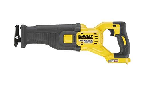 Dewalt DCS388N-XJ XR Flex Volt Reciprocating Saw Bare Unit, 54 V, Yellow/Black