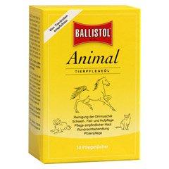 BALLISTOL animal vet.Pflegetücher 10 Stück