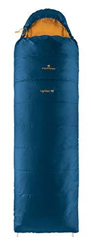 Ferrino Lightec 900 g SQ Sacco a Pelo, Unisex Adulto, Blu, Taglia Unica