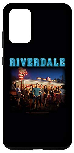 Galaxy S20+ Riverdale Up at Pops Case