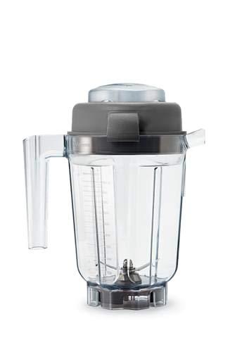 Vitamix VM0137 Mini Nassbehälter mit Tamper, Kunststoff