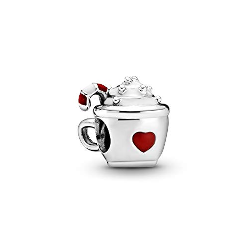 Pandora Damen-Bead Charms 925 Sterlingsilber 797523ENMX