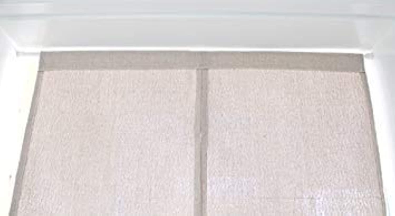 1Pc Retro Girl colorful Dress Dimidiate Door Curtain Cotton Linen Household Geomantic Partition Door Curtain 80X90Cm