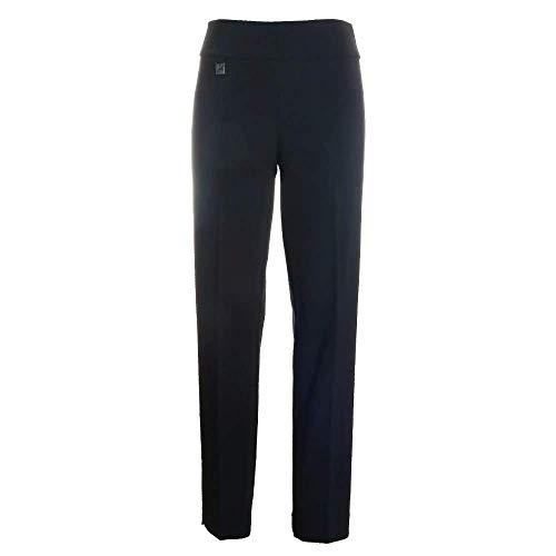 Joseph Ribkoff Women's Fabric Trousers - Black - W46