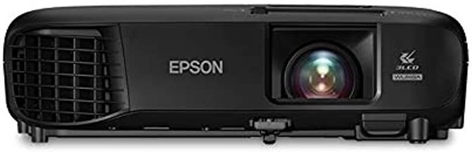 Epson 3LCD Projector - Portable - 3600 lumens (White) - 3600 lumens (Color) - WUXGA (1920 x 1200) - 16:10-1080p - 802.11n Wireless/Miracast - with 1 Year Road Service Program