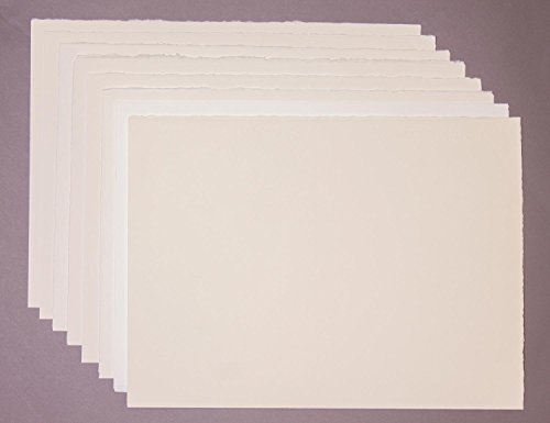 Saunders Waterford Watercolour paper Trial Pack, 8 Sheets