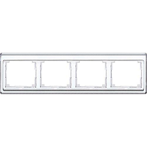 Jung SL5840WW frame 4-voudig