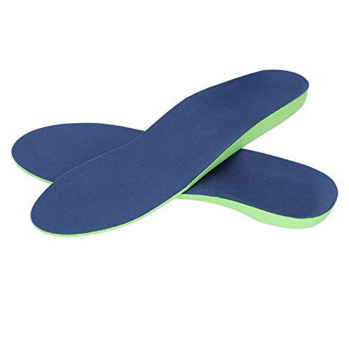 Tomanbery 2 uds, Plantilla de corrección cómoda, Plantilla ortopédica Unisex para Zapatos Deportivos, Zapatos de Trabajo, Zapatos Casuales, Botas