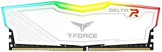 Team Group Tf4D416G3000Hc16Cdc01 Memoria RAM T-Force Delta RGB 16GB (2X8GB) DDR4 U-DIMM 3000 MHz PC4-24000 CL16 Non-ECC