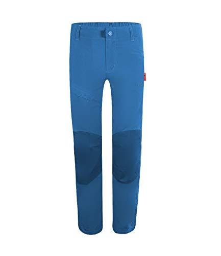 Trollkids Pro Slim Fit Pantalon résistant aux chocs - Bleu - 164
