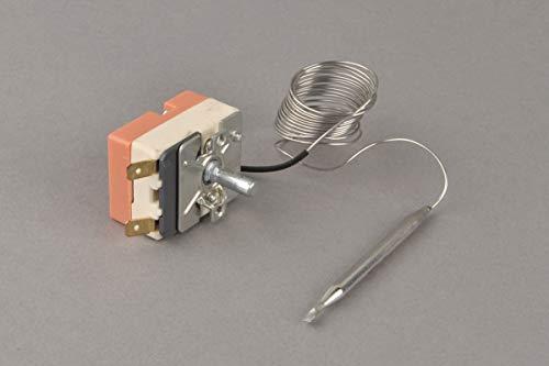 Temperaturregler Thermostat für Warmwasserboiler Warmwasserspeicher 7-85°C 2-Pins