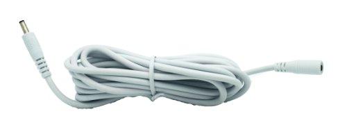 Foscam Power Verlängerungskabel, Original, 3 Meter (10ft) - 5V Weiß, Kompatibel mit R2/R4/ FI9826P IP Kameras und Mehr