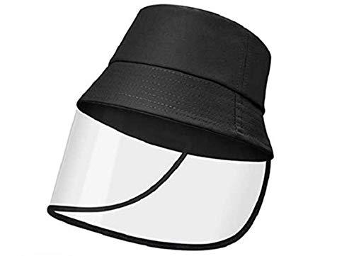 Taiduosheng Kids Visors Anti-escupir sombrero Cubo Cap Anti UV Sol Verano Deportes Sombreros