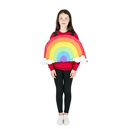 Bodysock® Regenbogen Kostüm für Kinder