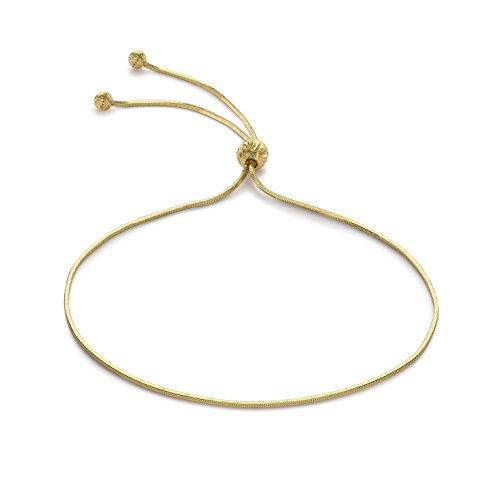 Carissima Gold Tira de Pulseras Mujer oro amarillo 9 k (375) - 1.29.7409