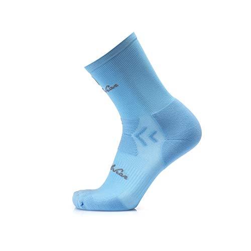 MB Wear Chaussettes ZONCOLAN-Bleu-S/M (35-40) Mixte Adulte, FR : M (Taille Fabricant