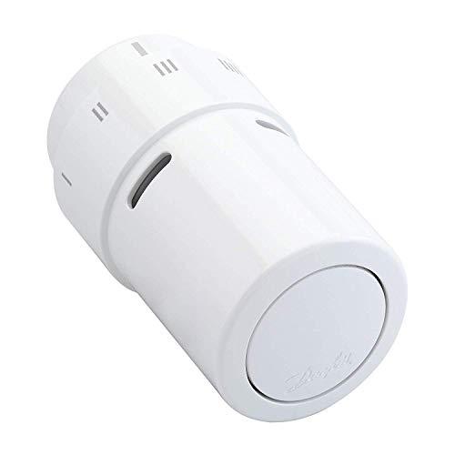 Danfoss 013G6070 RAX-RA White Design Heizkörperthermostat, Weiß