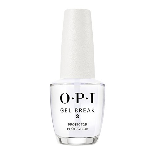 OPI Gel Break Treatment, Protector Top Coat