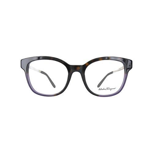Ferragamo SF2776 Wayfarer Brillengestelle 53, Mehrfarbig
