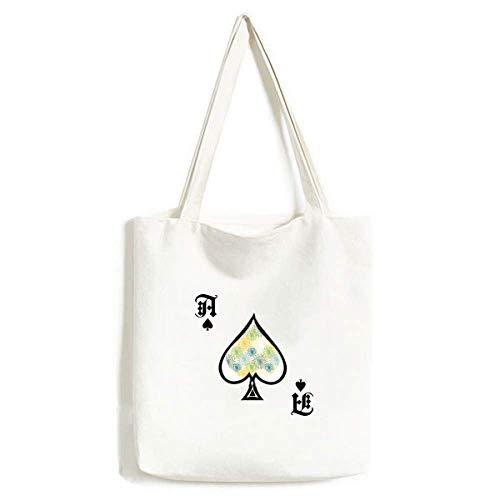 Pusteblume Pusteblume Handtasche Craft Poker Spaten Waschbare Tasche