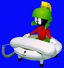 Marvin The Martian Telephone Toshiba Looney Toons Tronics Model: LT800MAR