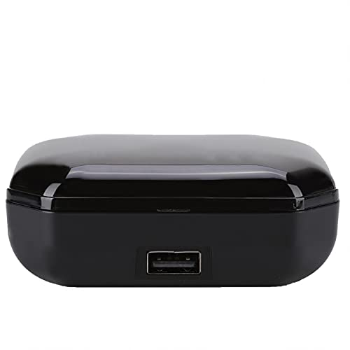 Emoshayoga Auricular Bluetooth Auricular Bluetooth Transparente para Nadar