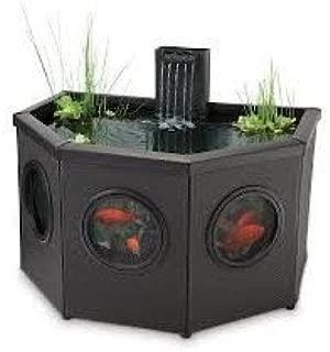 Pennington Aqua Garden Raised Window Half Moon Pool Kit