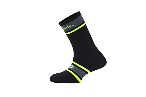 Spiuk XP Winter Calcetines, Hombre, Negro, 44/47