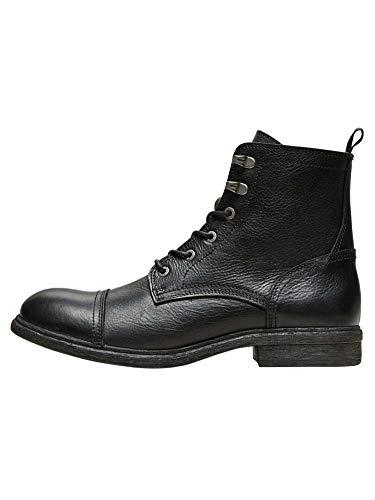 Selected 16063465 Bottes Homme Noir 46