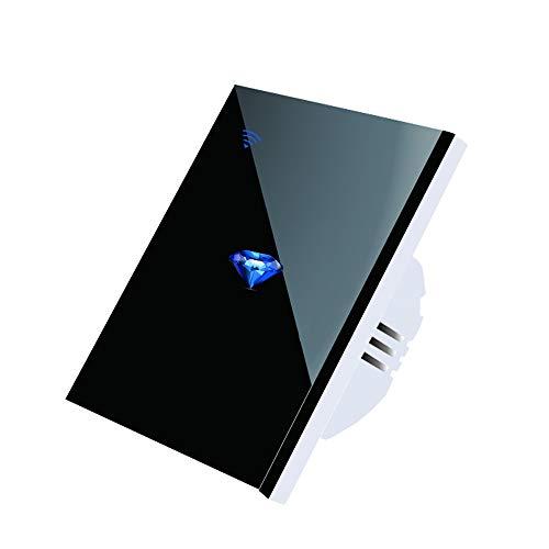 Kshzmoto Tuya SmartLife WiFi Panel de Panel de Interruptor Inteligente Tocado por...