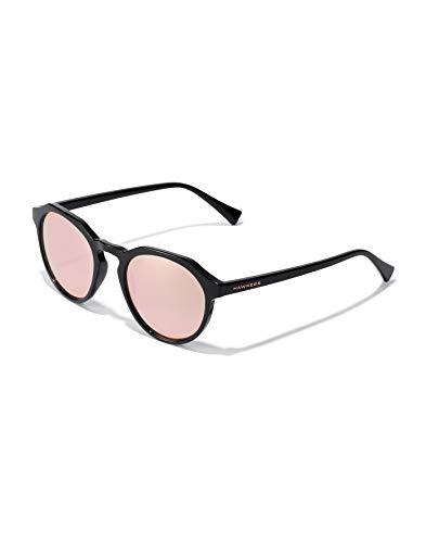 HAWKERS · WARWICK XS · Black · Rose Gold · Gafas de sol para hombre y mujer