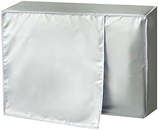 Bireegoo 1 funda para aire acondicionado exterior impermeable para el aire acondicionado de aire acondicionado de invierno para protecci/ón contra la congelaci/ón duradera resistente al agua