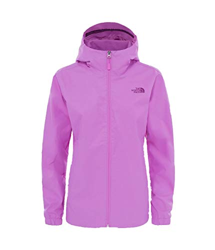 The North Face Damen Regenjacke Quest, sweet violet, S
