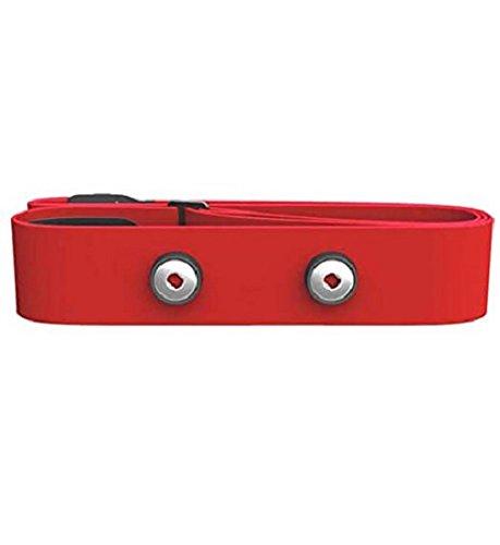 Polar Soft Strap - Elásticos para transmisores, color rojo, M-XXL ...