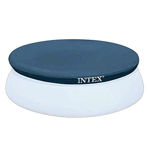 Intex 28026 Bâche pour Piscine Autoportante, 396cm