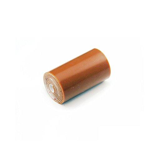 Silikon rutschfest Möbel Pad, Bett Sofa Selbsthaftender Stopper Holz Boden Schutz, Großartig geeignet für Schwere Möbel Braun Länge: 50cm MEHRWEG