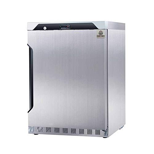 Armoire froide négative inox - Capacité : 200 L