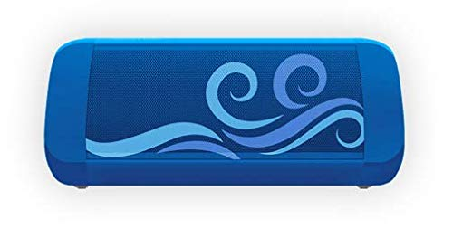 OontZ Angle 3 Ultra SUP Special Edition Waterproof Bluetooth Speaker, 14 Watts, Hi-Quality Sound & Bass, 100 Ft Wireless Range, Play 2, 3 or 4 Speakers Together, OontZ App, Bluetooth Speakers (SUP)