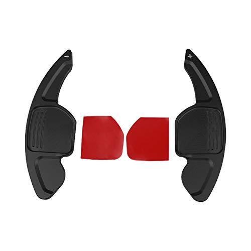 JNXZHQCBP schakelpeddels voor een stuurwiel van een auto. Voor Audi A3 / A4L / A5 / A6L / Q3 / Q5 / S3 / R8