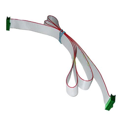 Easyricambi Kit de conectores de cable plano de 16 pines para tarjetas micro de estufas de pellets