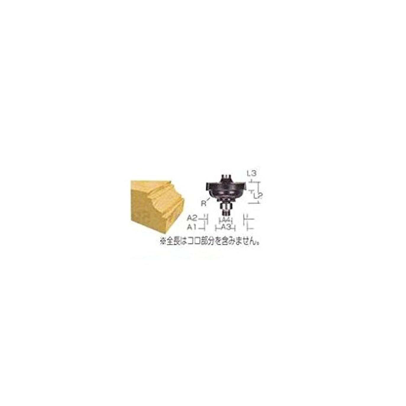 戦略名門セーブAR26784 コロ付サジ面ビット6X3R