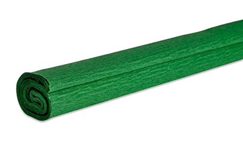 VBS Krepppapier 200cm 32g/qm verschiedene Farben Grün