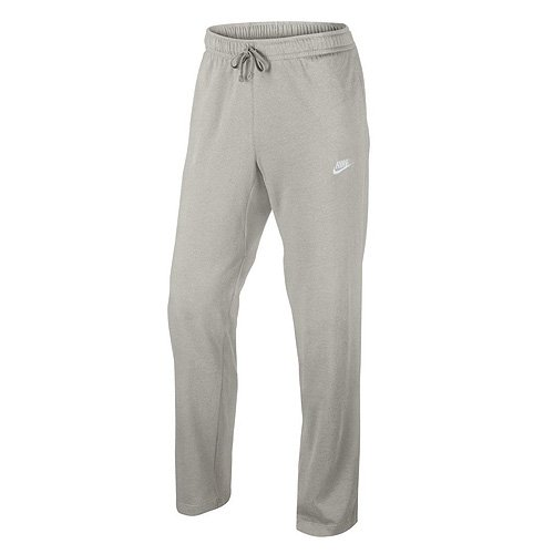 Nike M NSW Pant OH Club JSY Pants Light BoneWhite Medium
