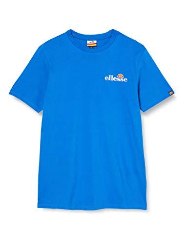 Ellesse Voodoo - Camiseta de Manga Corta para Hombre, Not Applicable, Voodoo, Hombre, Color Azul, tamaño Large