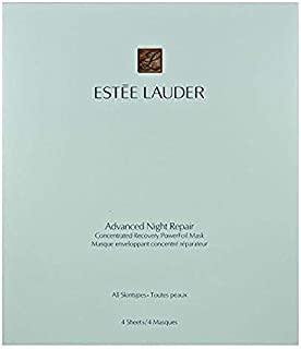 Estee Lauder Advanced Night Repair Concentrated Recovery Power Foil 4 Piece Mask