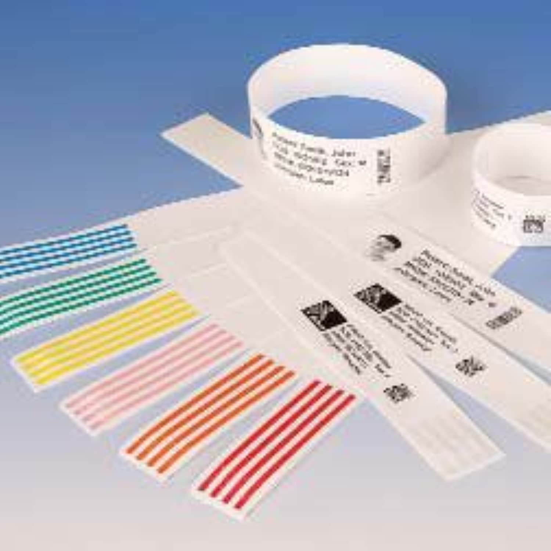 Tienda de moda y compras online. Zebra 10005007 etiqueta de impresora blancoo blancoo blancoo - Etiquetas de impresora (blancoo, Acrílico, Transferencia térmica, 1  x 11 , 450 pieza(s))  últimos estilos