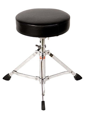 Percussion Plus 300T Single-Braced Junior Drum Throne