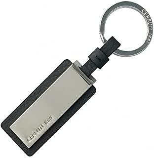 CERRUTI Key Ring Hamilton Black,NAK711A